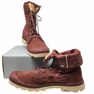 Palladium Men's Lace Rubino Hiking Boots Size 12